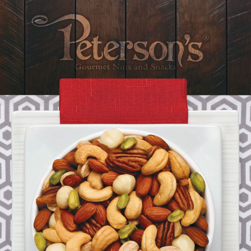 King Nut Company | Peterson's Gourmet Nuts & Snacks